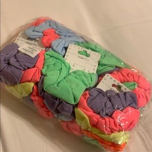 Pack of Neon Scrunchies still with Tag